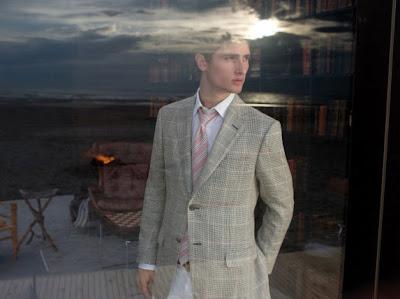Dunhill Custom Tailoring Summer 2009