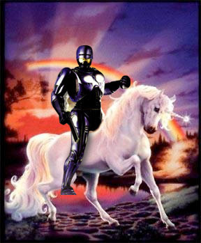 When Robocop Met Unicorn