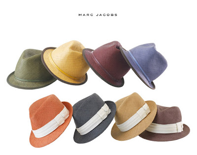 Marc Jacobs Summer Hats