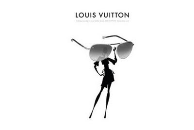 James Dignan for Louis Vuitton  Summer 2009 Accessories Campaign