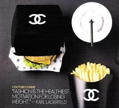 Chanel Happy Meal