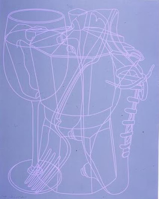 Michael Craig-Martin - Untitled
