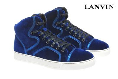 Lanvin Blue Velvet