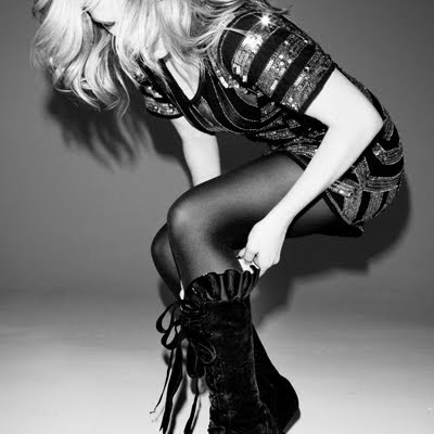 Anna Paquin in Nylon Magazine