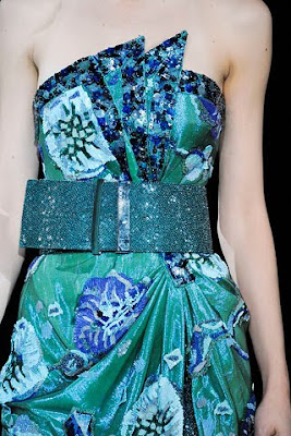Milan Fashion Week Spring 2010 Giorgio Armani