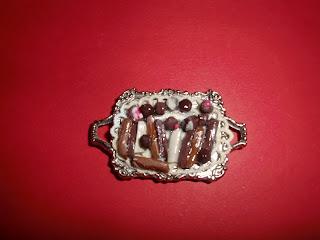bombones en miniatura