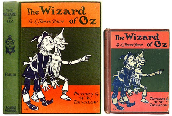1926 THE HUNGRY TIGER OF OZ; RUTH PLUMLY THOMPSON; 1st Edition/1st Print; COLOR!
