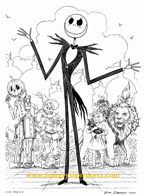 Pumpkin Head Drawing Jack Pumpkinhead in The