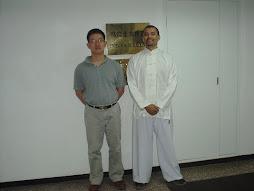 En la Embajada de Uruguay de Beijing China