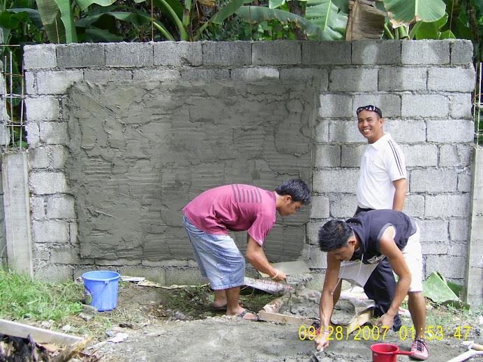 Plastering (Masonry)