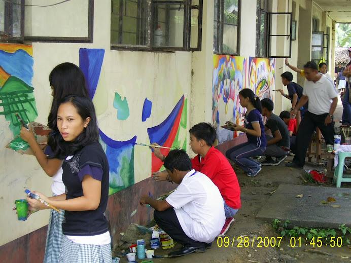 Mural Paining2