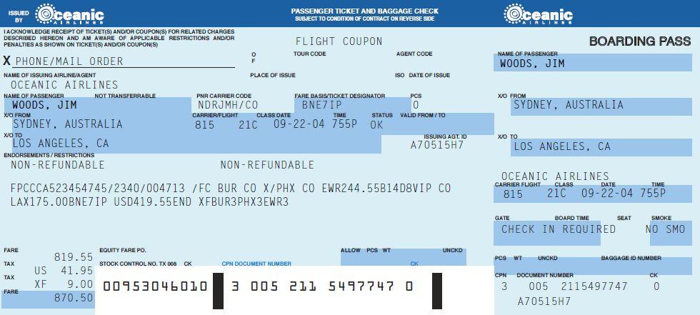 printable boarding pass template .