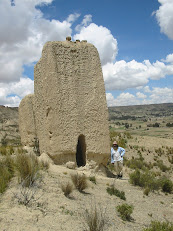 Chullpar de Achocalla La Paz-Bolivia