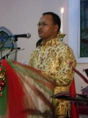 Juara 1 Pemazmur Dewasa