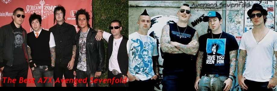 The best A7x Avenged Sevenfold