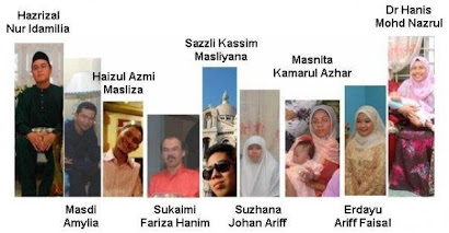 Family members by marriage