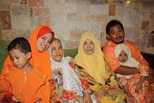 Ridzuan's Family