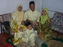 U Adleen's Family