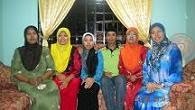 U Husni's children by Zaharah Abd Wahid