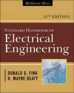 Download EBook : Standard Handbook for Electrical Engineers ( 15 th Edition )