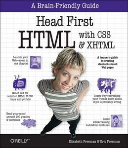 Head First HTML with CSS  And  XHTML