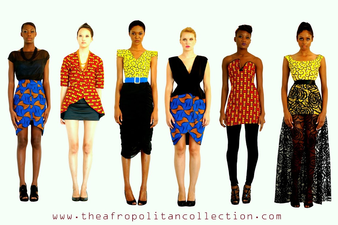 The new Afropolitan Collection by Eniola David
