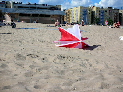 WAYWARD BEACH UMBRELLAS! AND COUPLES HAVING SEX IN BROAD DAYLIGHT NEXT TO ...