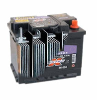 Lead Acid Batteries Scrap Metal Identification