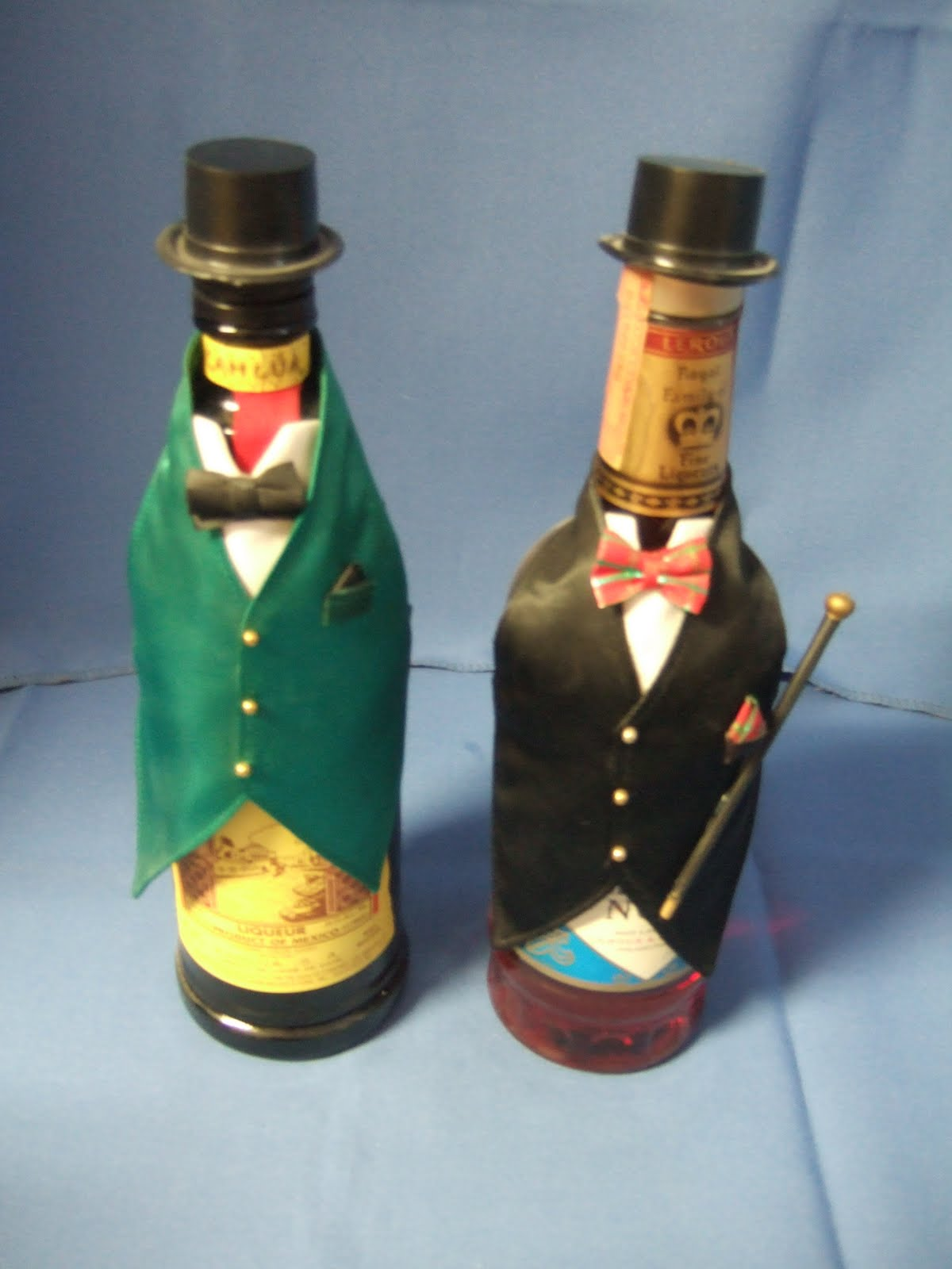 Bag N Quot Style Wine Bottle Covers Sew