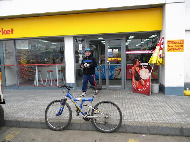 """A pedalear con """"GUADO"""" 09 agosto 2009"""