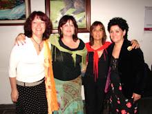 Con Norma Ana y Lili