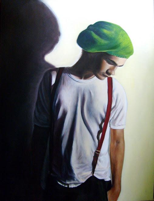 Leonel   (Obra seleccionada  al gran premio NEW YORK)