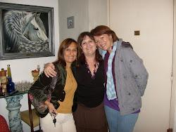 Con mis amigas de siempre