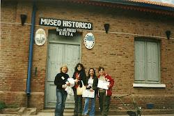 En la estación que es un museo