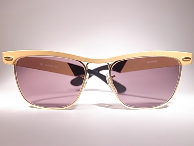 BAUSCH LOMB RAY BAN WAYFARER SPECIAL MADE IN USABausch And Lomb Ray Ban Wayfarer