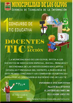Magisterio del per i concurso de tic para maestros en for Concurso para maestros