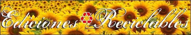 ediciones reciclables
