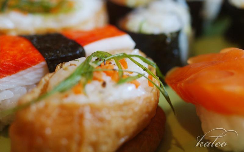 Kaleo 39 s food sushi for Aloha asian cuisine sushi