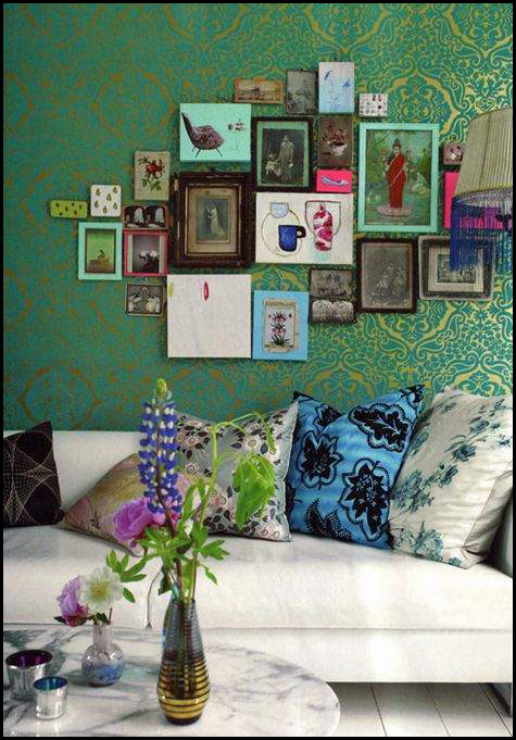 frames, wall, switcheroom, wall display, gallery