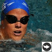 Photo by Ronald Martinez for Getty Images - Dara Torres at Austin Grand Prix