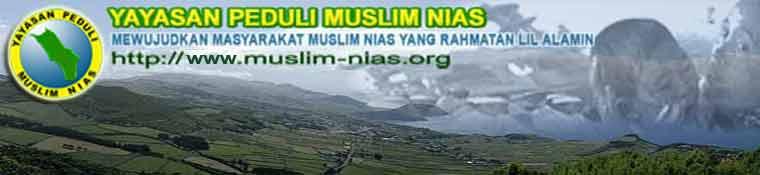 Yayasan Peduli Muslim Nias