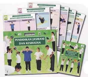 Carta Pendidikan Jasmani Dan Kesihatan
