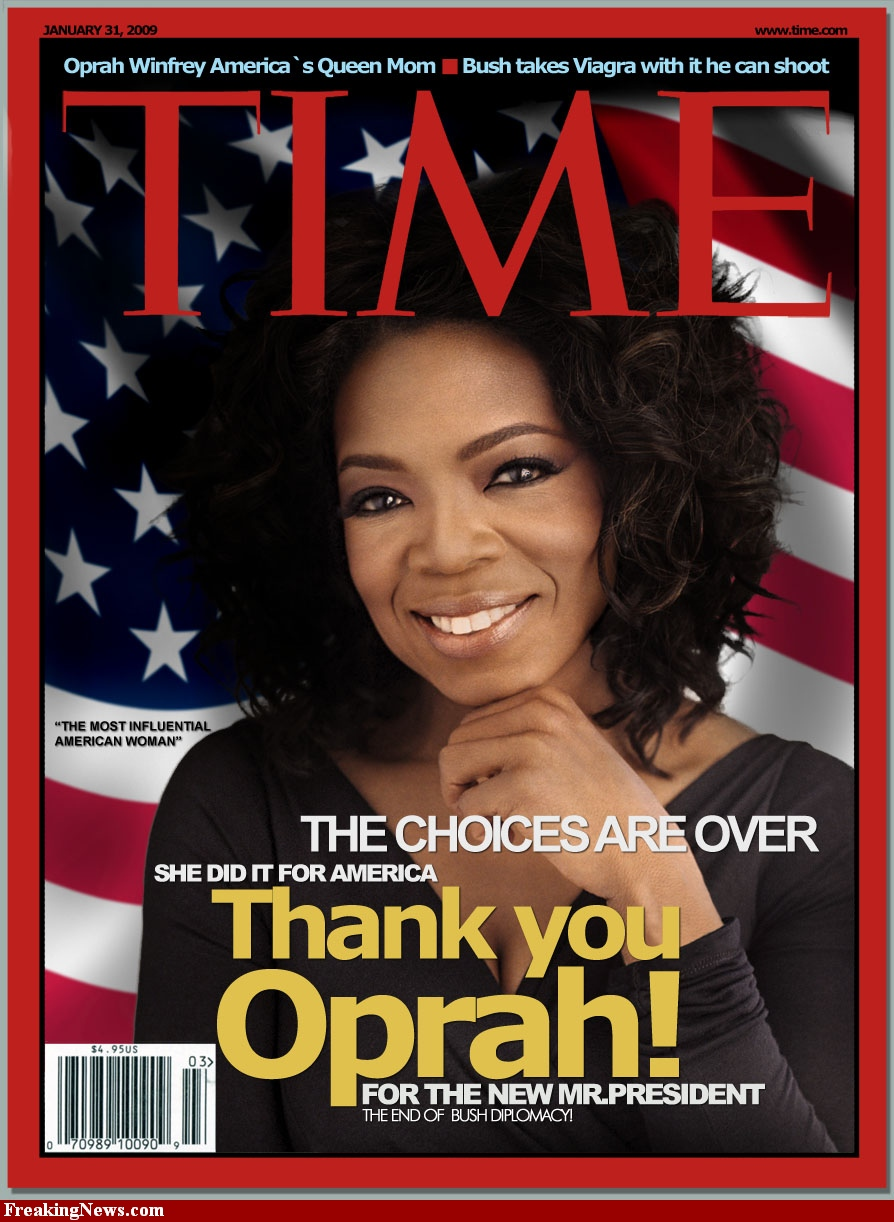 Oprah Winfrey - Picture Colection