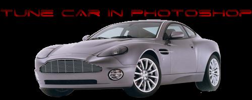 Carros Tunados pelo Photoshop