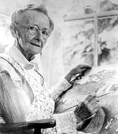 How Were Grandma Moses S Paintings Different