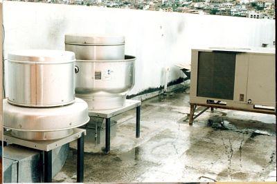 Eterna maquinaria industrial agosto 2010 - Extractor de aire para cocina ...