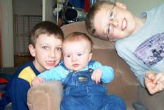 Steven(6) ,Matthew(3 mos),Bradley(8)