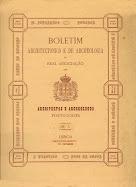 O Boletim Architectonico e de Archeologia