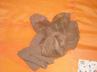 Worn pantyhose sale
