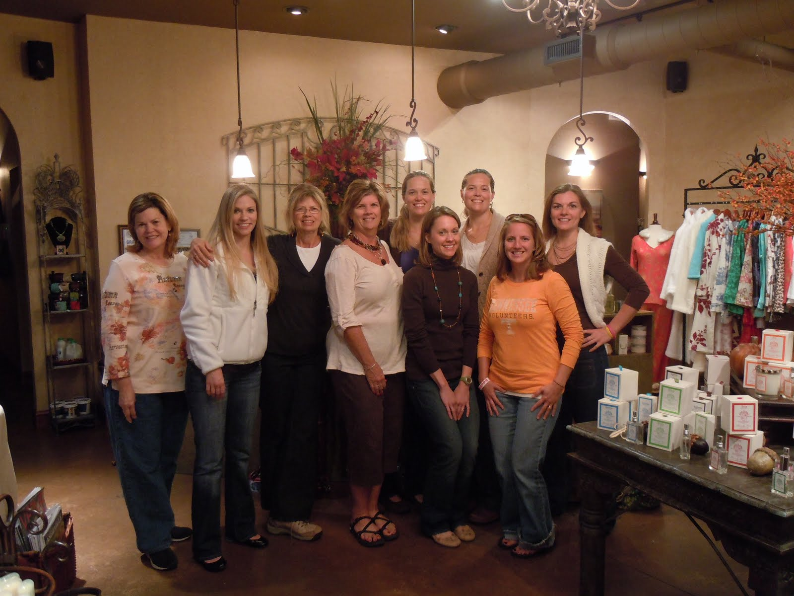 It is what it is mary mcbroom 39 s bachelorette party for Cabin bachelor party
